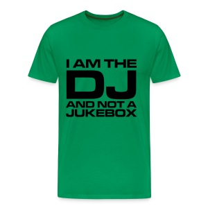 I AM THE DJ - Men's Premium T-Shirt