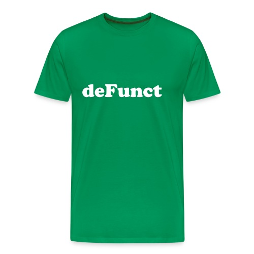 deFunt basic T - Men's Premium T-Shirt