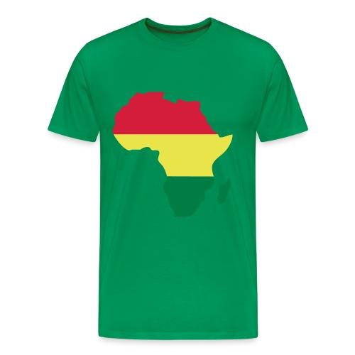 Africa - Mannen Premium T-shirt