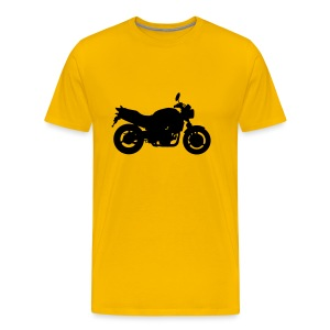 CB900F (black) - Men's Premium T-Shirt