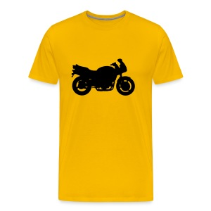 CB600 (black) - Men's Premium T-Shirt