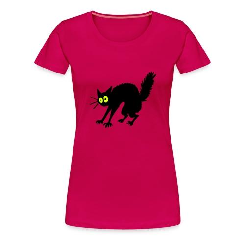Kratzbürste - Frauen Premium T-Shirt