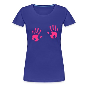 LAPKI - Koszulka damska Premium