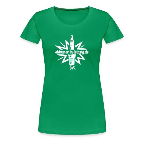 Frauenshirt - Frauen Premium T-Shirt