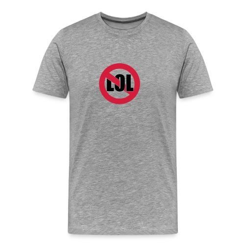 camiseta LOL - Camiseta premium hombre