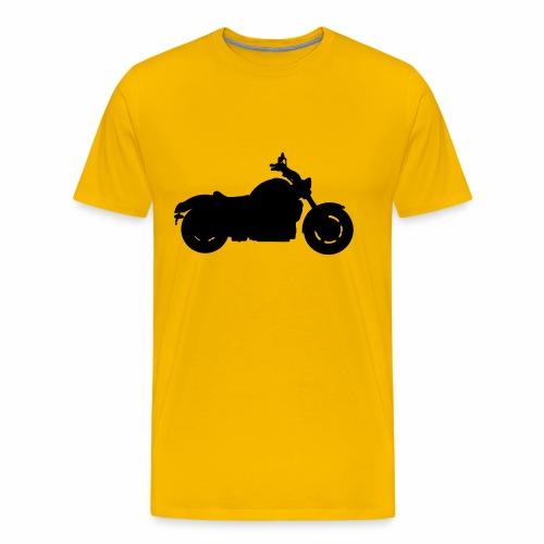 Rocket III (black) - Men's Premium T-Shirt