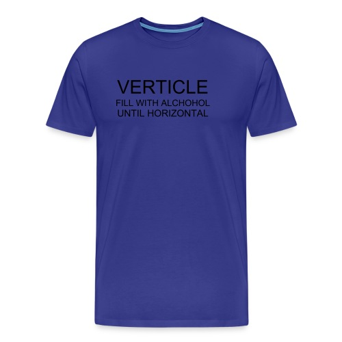 VERTICLE - Men's Premium T-Shirt