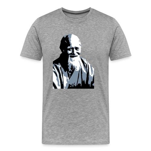 Founder greyscale - Men's Premium T-Shirt