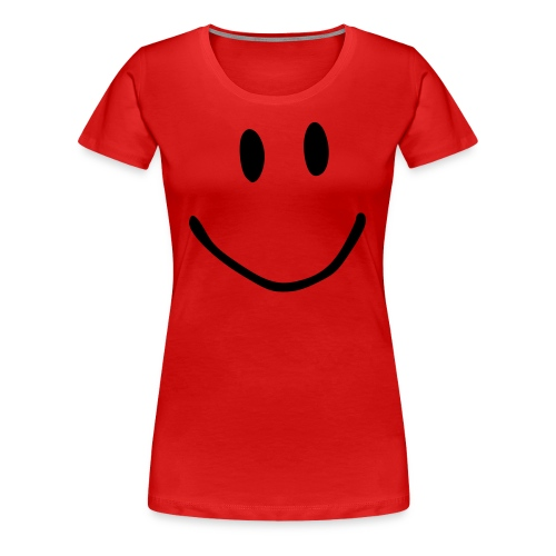 RotesT  - Frauen Premium T-Shirt