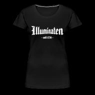 T-Shirts ~ Frauen Premium T-Shirt ~ Girlieshirt klassisch