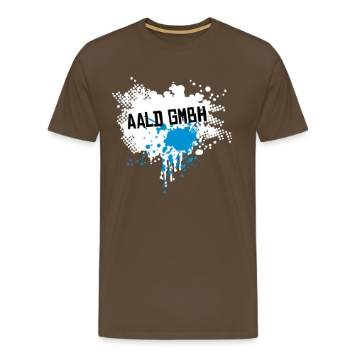Aald Original Brown - Männer Premium T-Shirt