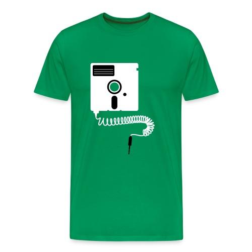 Plugin Floppy - Men's Premium T-Shirt