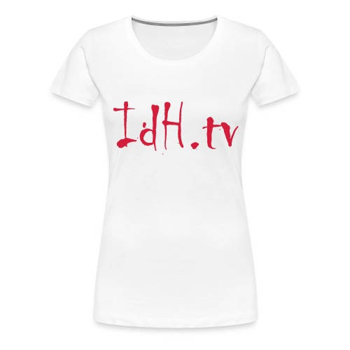 Girly shirt Logo - Frauen Premium T-Shirt