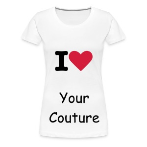 YourCouture Support Shirt - Women's Premium T-Shirt