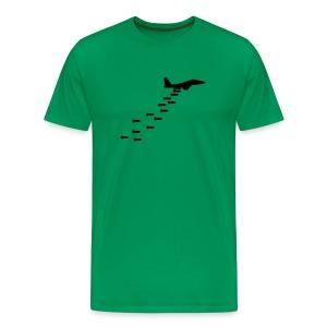 Strike - Premium T-skjorte for menn
