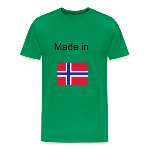 Made in Norway - Men's Premium T-Shirt