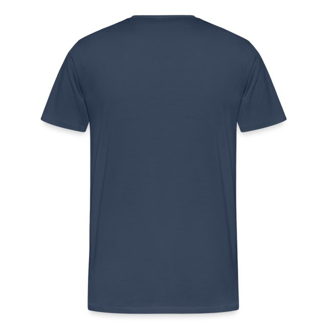 Strongbo Blue Men's XXXL T-Shirt
