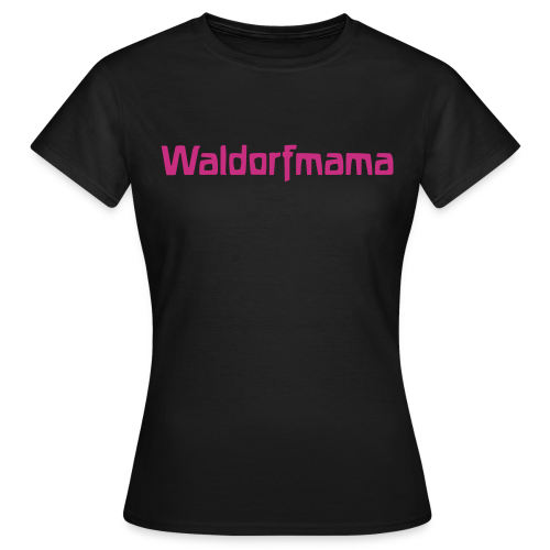 Waldorfmama - Frauen T-Shirt