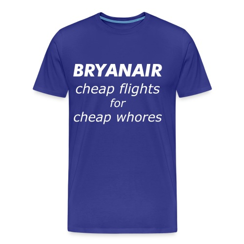 Bryanair - Men's Premium T-Shirt