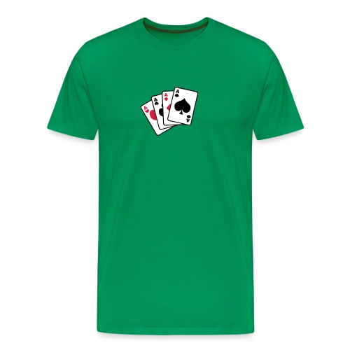 4aces - Men's Premium T-Shirt