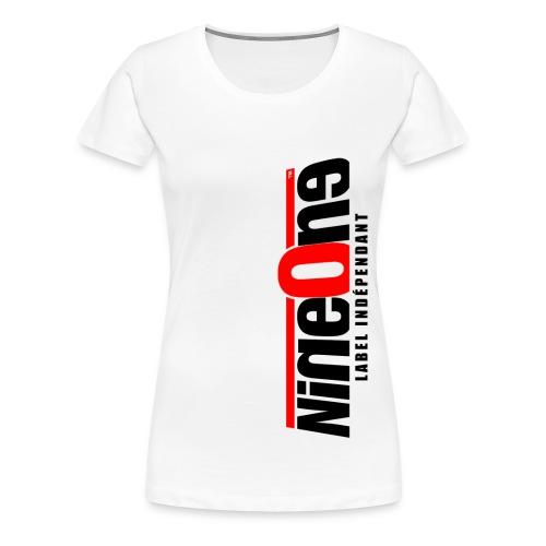 Officiel - Femme - T-shirt Premium Femme