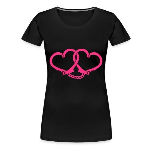 Love (WOMEN) - Camiseta premium mujer