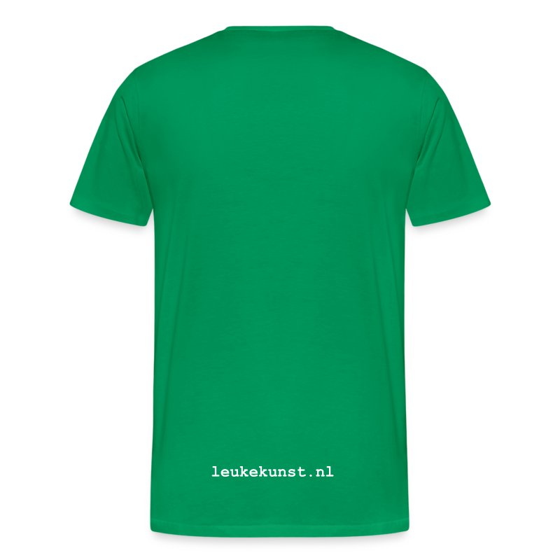 Waves 2 - Mannen Premium T-shirt