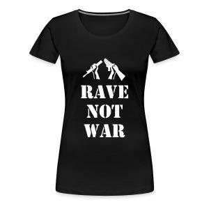 Girl's scene fashion Shirt  Raver - Women's Premium T-Shirt