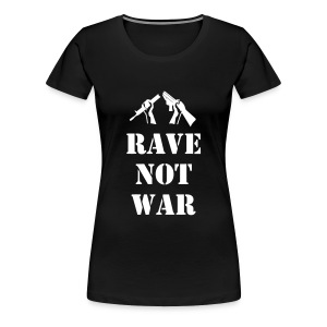 Girl's scene fashion Shirt  Raver - Women's Premium T-Shirt