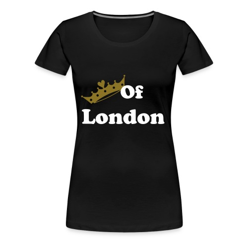 Queen of London - Women's Premium T-Shirt