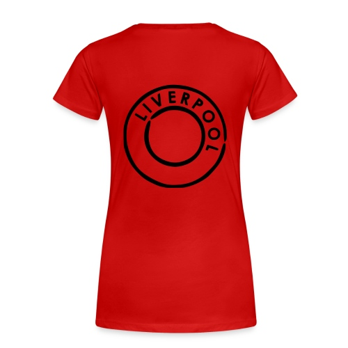 Scouse - Women's Premium T-Shirt