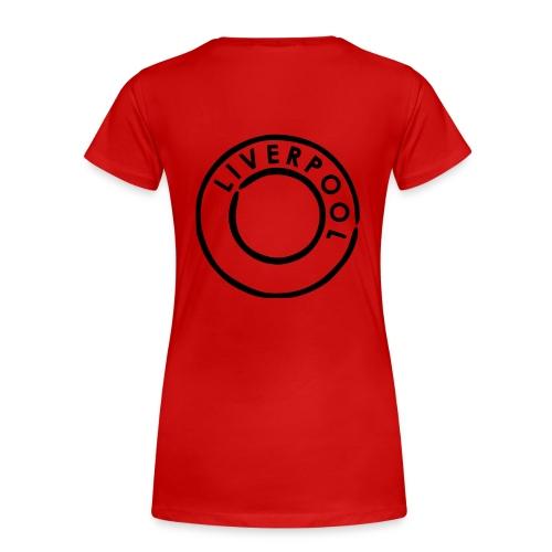Scouse - Women's Premium T-Shirt
