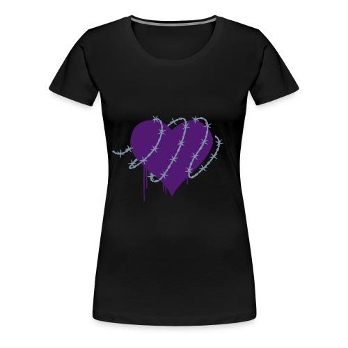 Love is a Game - Frauen Premium T-Shirt