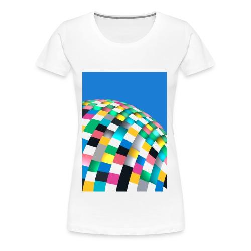 Orbit - Frauen Premium T-Shirt