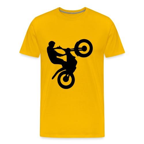 fada de moto - T-shirt Premium Homme