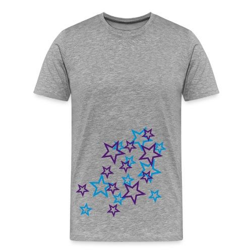 Star - Premium T-skjorte for menn