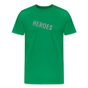 MAN heroes - Men's Premium T-Shirt