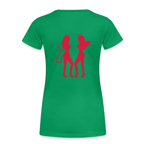 Angel O Demonio? - Camiseta premium mujer