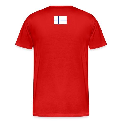 mens flag T-shirt - Men's Premium T-Shirt