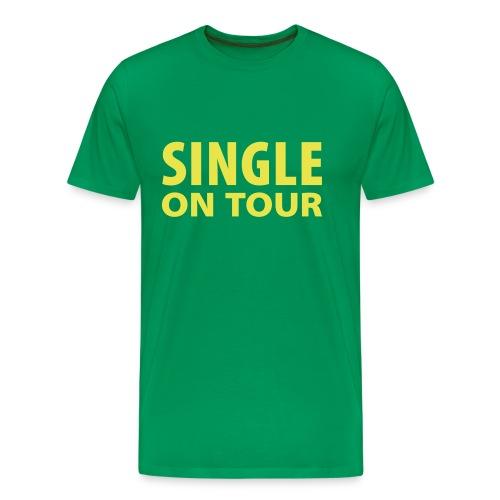 Single Tour - Männer Premium T-Shirt