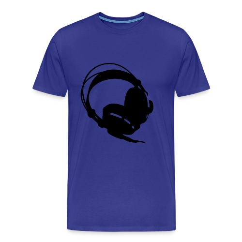Music Shirt - Mannen Premium T-shirt