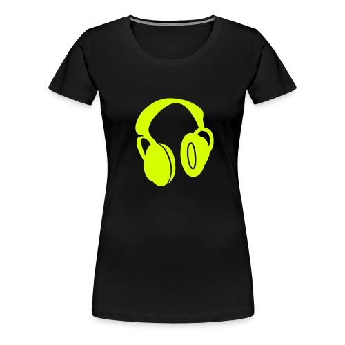 CyberPinoy Black - Women's Premium T-Shirt