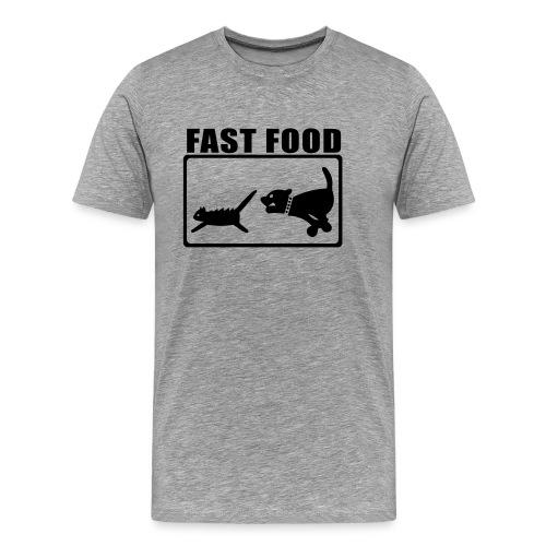Sekalainen - Miesten premium t-paita