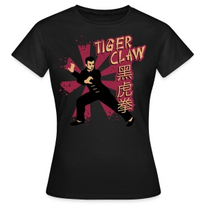 Tiger Claw - Frauen T-Shirt