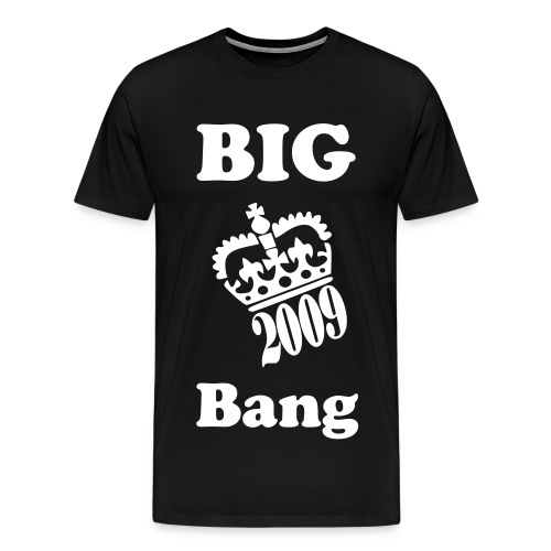 THE BIG BANG - Männer Premium T-Shirt