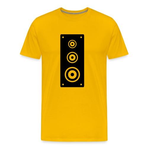 Sound - Maglietta Premium da uomo