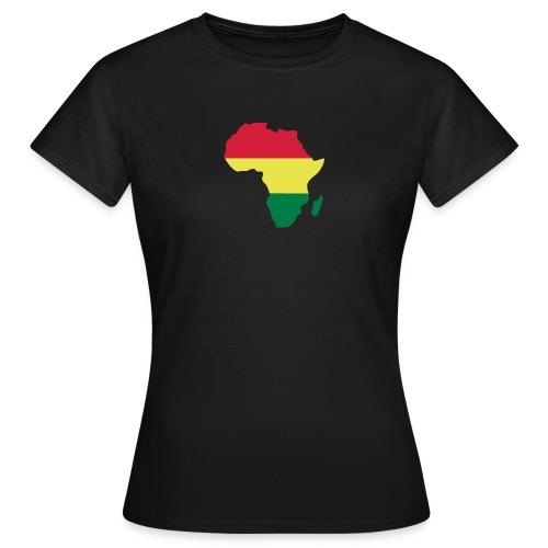 MISS AFRICA - T-shirt Femme