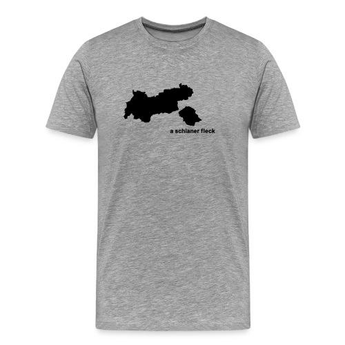 a schianer fleck - basic - mn - Männer Premium T-Shirt