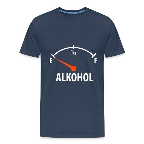 Alkohol - Men's Premium T-Shirt