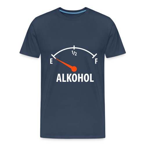 Alkohol - Men's Premium T-Shirt